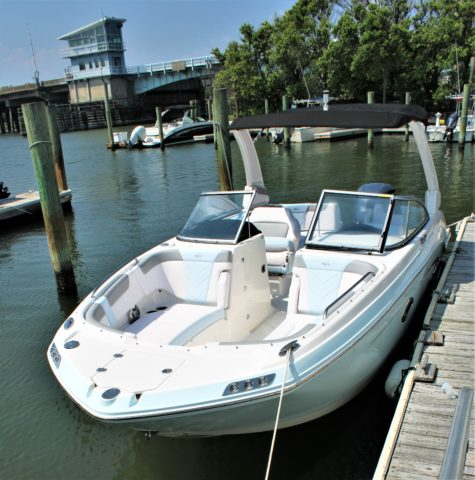 Chaparral 250 Suncoast – Sea Gate Boating