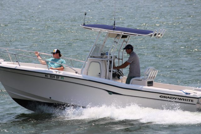 Grady White 222 Fisherman – Sea Gate Boating