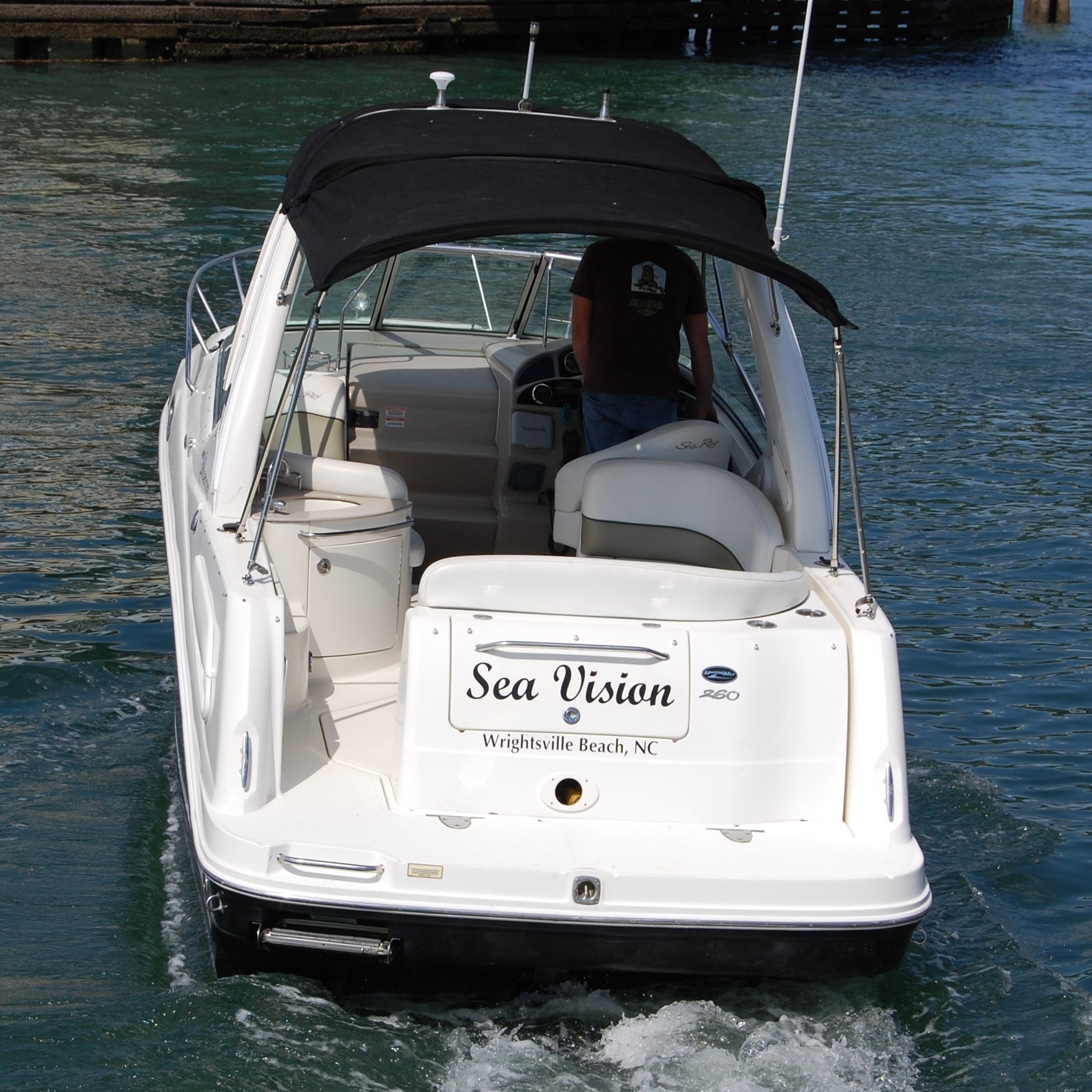 Sea Ray 260 Sundancer – Sea Gate Boating
