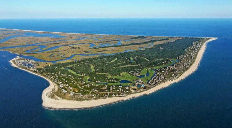 Carolina Breeze To Bald Head Island