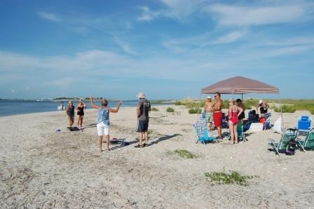 Masonboro Beach Party
